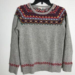 Boden sweater gorgeous! Size 6 EUC